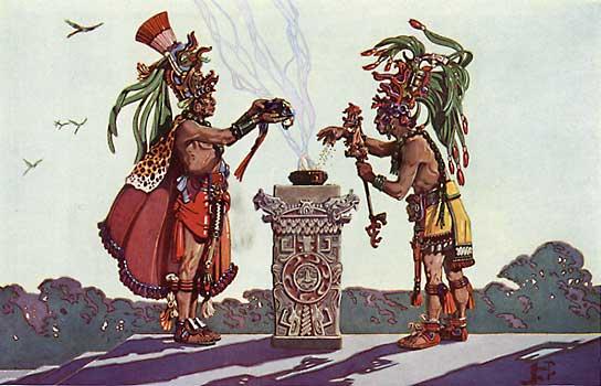 maya-parrot-sacrifice